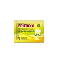 Frutaxx 2,31g + 2,19g + 0,45g, sachê com 5g de pó efervescente de uso oral, abacaxi