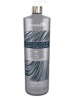 Máscara Matizadora SoupleLiss Platinum blond com 300mL