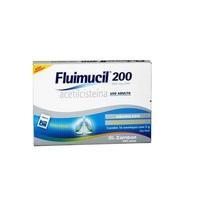 Fluimucil 40mg/g, caixa com 16 envelopes com 5g de granulado de uso oral