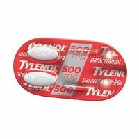 500mg, blíster com 2 comprimidos revestidos