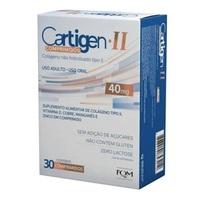Cartigen II 40mg, caixa com 30 comprimidos