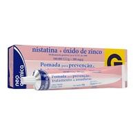 Nistatina + Óxido de Zinco Neo Química 100.000UI/g + 200mg/g, caixa com 1 bisnaga com 60g de pomada de uso dermatológico