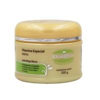 Vitamina Especial Vegetal Desalfy Hair Linha Mega-massa 250g