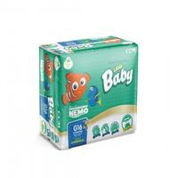 Fralda Little Baby Procurando Nemo G, 16 unidades