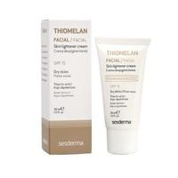 Creme Clareador Facial Sesderma Thiomelan FPS15, 30mL