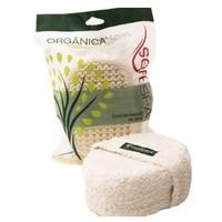 Esponja de Banho Orgânica Soft Spa natural de sisal, 1 unidade