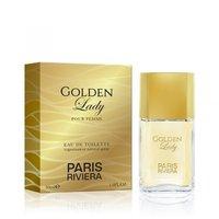 Perfume Feminino Paris Riviera Golden Lady eau de toilette, 30mL