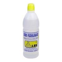 frasco com 500mL de solução de uso dermatológico