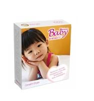 Brinco Studex Baby pérola com 1 par