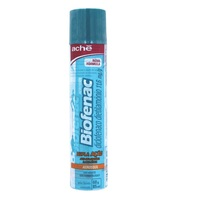 Biofenac 11,6mg/g, tubo aerossol com 60g de solução de uso dermatológico
