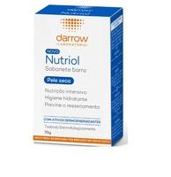 Sabonete Darrow Nutriol barra, pele seca, 70g