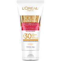 Protetor Solar Facial Expertise Antirrugas