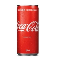 Refrigerante Coca-Cola lata, 1 unidade com 310mL