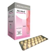 100mg, caixa com 500 comprimidos (embalagem hospitalar)