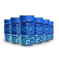 Eleve Hair Men 6 frascos com 30 cápsulas cada