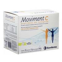 Moviment C 30 sachês de 12g com pó para solução oral