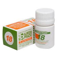 Complexo Homeopático Almeida Prado com 60 comprimidos 18
