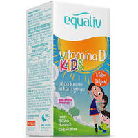 Equaliv Vitamina D Kids 20mL