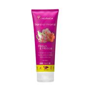 Shampoo Vegetal Orgânico pitaya e hibisco com 250mL