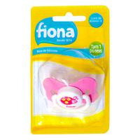Chupeta Fiona Bico Siliconado