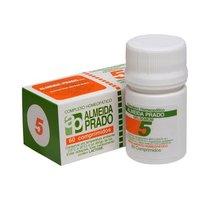 Complexo Homeopático Almeida Prado Nº 5 frasco com 60 comprimidos