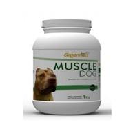 Muscle Dog frasco com 1Kg