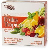 frutas tropicais, 10 sachês