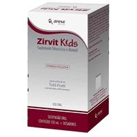 Zirvit Kids frasco com 100mL de suspensão de uso oral + copo dosador