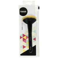 Pincel de Maquiagem Triss leque, 1 unidade