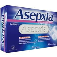 Sabonete Asepxia neutro, barra com 100g