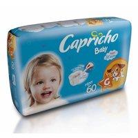 Fralda Capricho Bummis G, pacote com 60 unidades