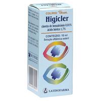 0,1mg/mL + 17mg/mL, caixa com 1 frasco gotejador com 10mL de solução de uso oftalmológico