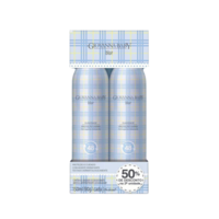 Desodorante Giovanna Baby blue, aerosol, 2 unidades, 150mL