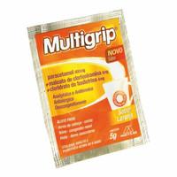 400mg + 4mg + 4mg, sachê com 5g de granulado de uso oral, sabor laranja