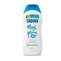 Protetor Solar Sundown Praia e Piscina FPS 30 com 200mL