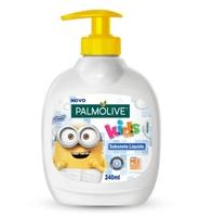 Sabonete Palmolive Minions Kids líquido, 240mL