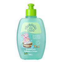 Shampoo Cabelo e Corpo Cheirinho de Bebê 210mL