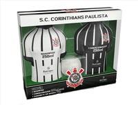 Corinthians, shampoo, 250mL + condicionador, 250mL + sabonete, barra, 70g