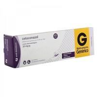 20mg/g, caixa com 1 bisnaga com 30g de creme de uso dermatológico