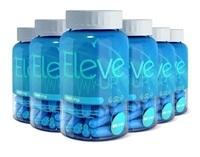 Eleve UP 500mg, 6 frascos com 60 cápsulas cada
