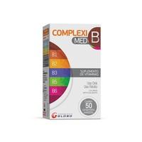 Compleximed B Comprimido Caixa com 50 comprimidos revestidos