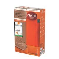 pele morena, FPS 70 com 40g + necessaire laranja, grátis