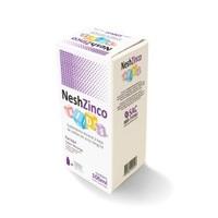 Nesh Zinco Kids Frasco com 100mL de xarope + seringa dosadora