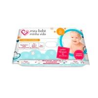 Lenço Umedecido Meu Bebê Minha Vida Nutriex 40 unidades