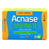 Acnase Sabonete Limpeza Profunda