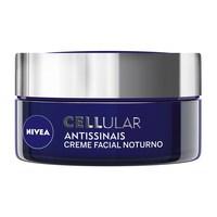 Creme Hidratante Facial Nivea Cellular Antissinais Noturno 51g