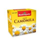 Chá Madrugada camomila, 6 caixas de 10 sachês cada