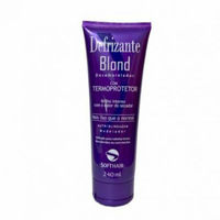 Defrizante Desamarelador Blond Soft Hair - 240mL