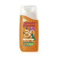 Protetor Solar Cenoura & Bronze Kids FPS 30, spray, com 110mL