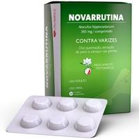 Novarrutina Comprimido 385mg, caixa com 30 comprimidos